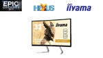 Конкурс HEXUS.net Epic Giveaway 2017 Day 3: Win a 32in curved iiyama monitor
