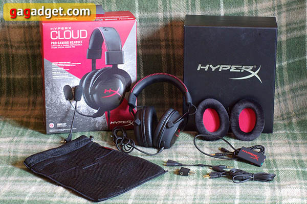 Конкурс gagadget.com Kingston HyperX Cloud