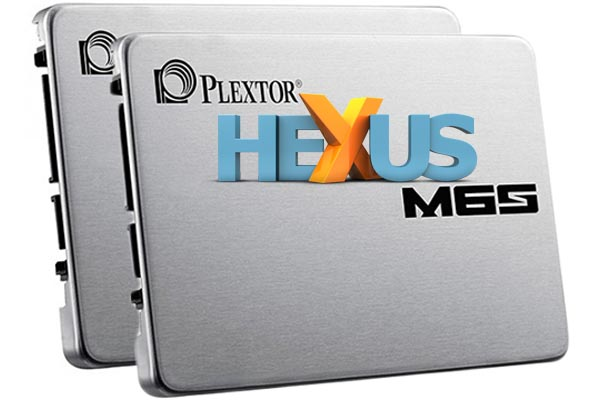 Конкурс HEXUS.net Win one of two Plextor M6S SSDs
