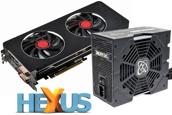 Конкурс HEXUS.net Win an AMD R9 280 graphics card and an 850W PSU
