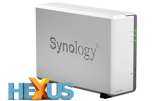 Конкурс HEXUS.net Epic Giveaway Day 11: Win a Synology DS115j