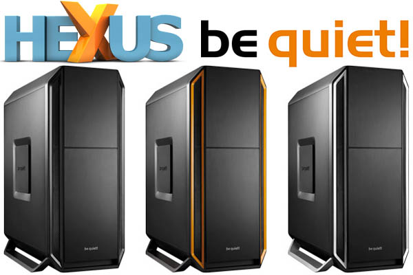 Конкурс HEXUS.net Win a be quiet! Silent Base 800 chassis