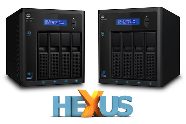 Конкурс HEXUS.net Win a WD My Cloud EX4100 NAS with 16TB Storage