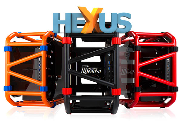 Конкурс HEXUS.net Win an In Win D-Frame Mini chassis