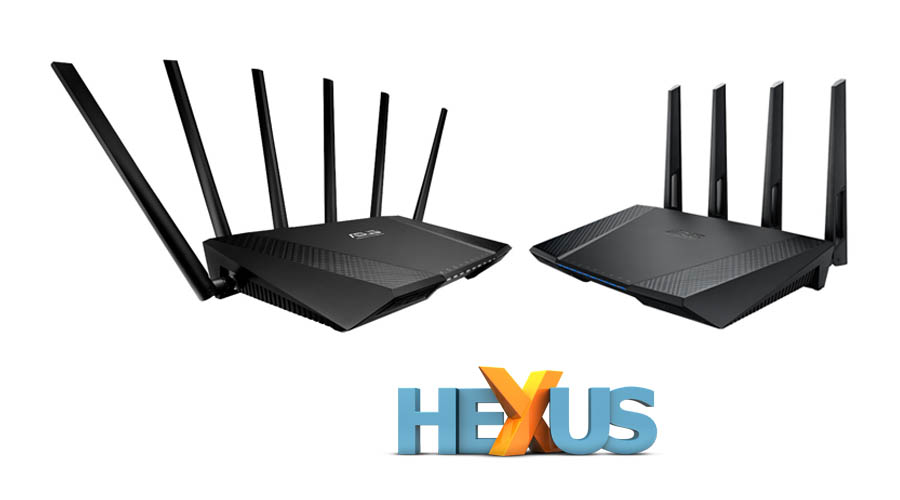 Конкурс HEXUS.net Epic Giveaway Day 1: Win one of two ultra-fast Asus routers