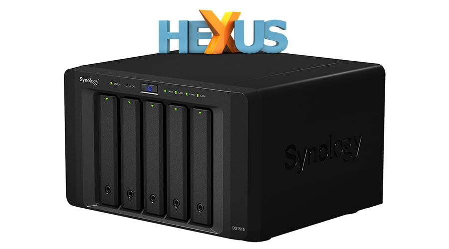 Конкурс HEXUS.net Epic Giveaway Day 4: Win a Synology DS1515