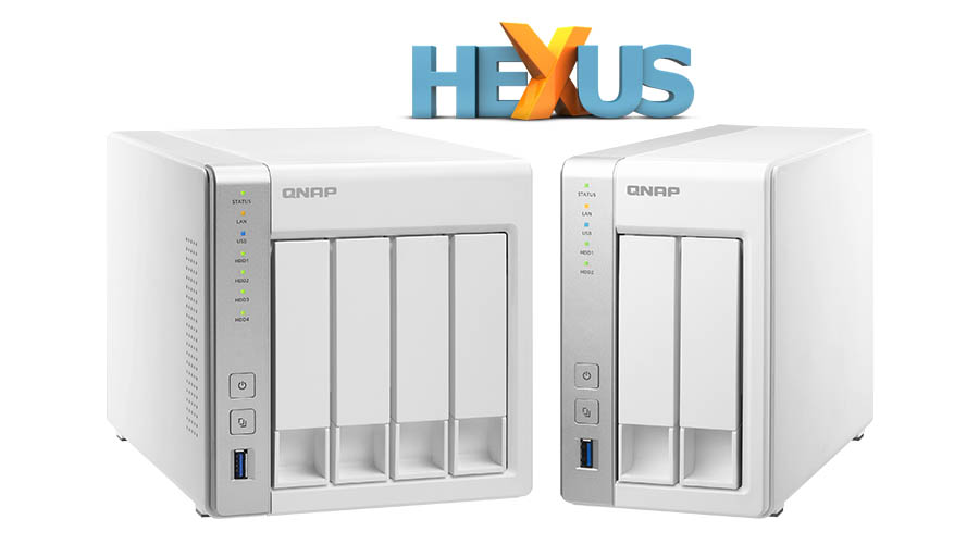 Конкурс HEXUS.net Epic Giveaway Day 12: Win one of two Qnap NAS units
