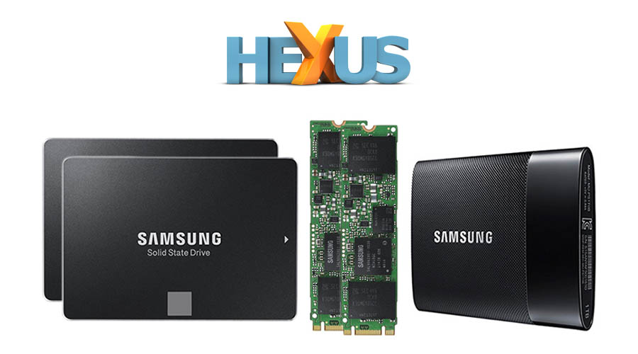 Конкурс HEXUS.net Epic Giveaway Day 16: Win one of five Samsung SSDs