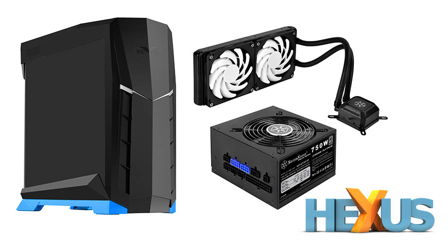 Конкурс HEXUS.net Win one of three SilverStone upgrade bundles