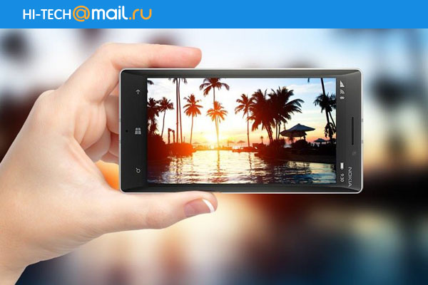 Конкурс Hi-Tech.Mail.Ru Nokia Lumia 930 за лучшую летнюю фотографию!