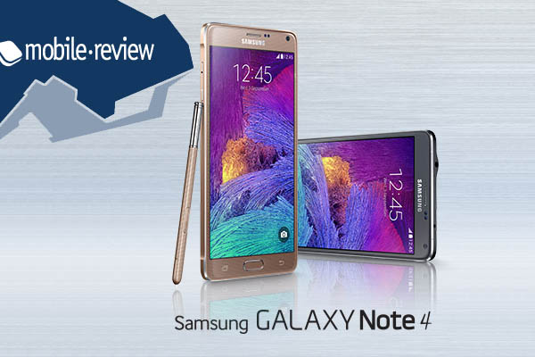 Конкурс Mobile-Review.com Викторина Samsung GALAXY Note 4